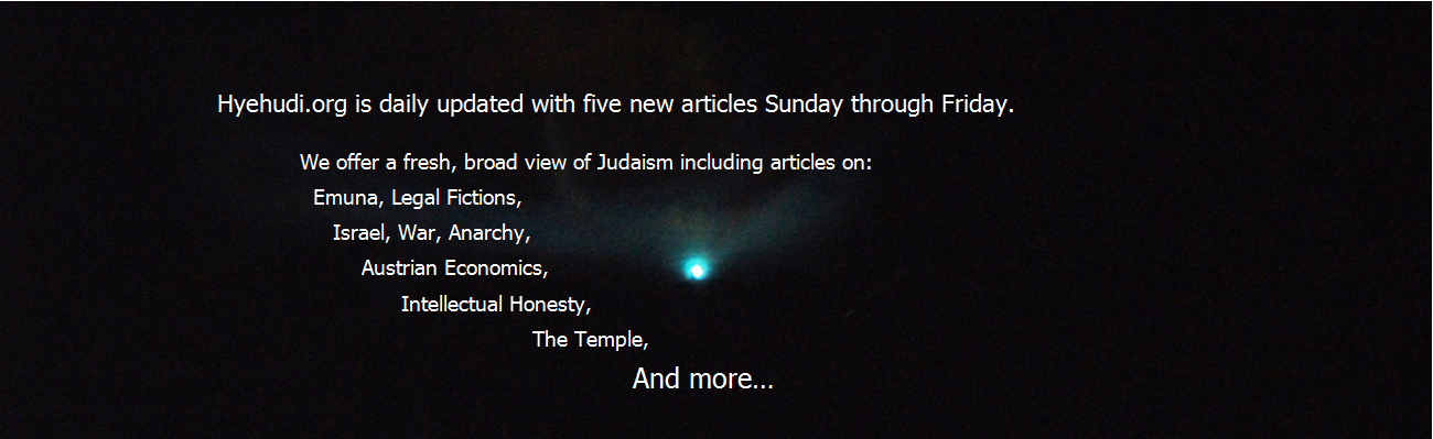 Aggregated Articles About Judaism